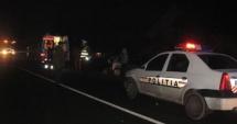 TREI PERSOANE, VICTIME ÎN PROPRIA CURTE, după ce un şofer a pierdut controlul volanului