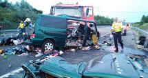 Este oficial: toţi cei 9 morţi în accidentul din Ungaria sunt români