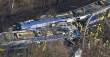 O rom�nc�, r�nit� grav �n accidentul feroviar din Germania