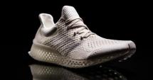 Adidas lansează un model de pantofi sport biodegradabili