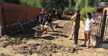 Ajutoare de urgență pentru 70 de familii afectate de calamități naturale ori probleme grave de sănătate