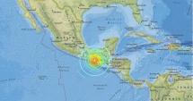 Un nou seism cu magnitudinea de 5,9 s-a produs în largul coastei Mexicului