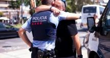IMAGINEA SĂPTĂMÂNII / POLIŢISTUL EROU! A ucis singur 4 dintre cei 5 terorişti din Spania