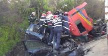 Șoferul care a provocat accidentul cu 5 morți avea permisul suspendat