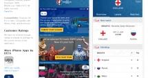 UEFA a lansat aplicația oficial� pentru EURO 2016