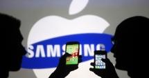 Samsung a dep�it Apple �i a devenit liderul pie�ei de smartphone-uri din SUA