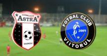 FC VIITORUL- ASTRA. Cine va arbitra finala Cupei României