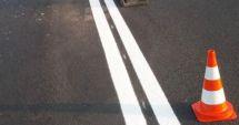 Atenţie, şoferi! La noapte vor fi efectuate marcaje rutiere pe bulevardul Aurel Vlaicu!