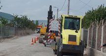 Atenție, șoferi, se închide traficul rutier pe DN 22H, în zona Babadag, Tulcea