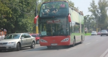 RATC scoate pe traseu autobuzele etajate