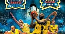 Sudul învinge Nordul, în all-star-ul baschetului românesc