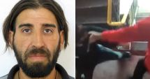 Bărbatul eliberat prin recurs compensatoriu și care a bătut cu sălbăticie un bătrân a fost arestat