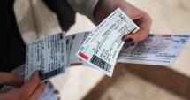 Atenţie! Ce trebuie să ştiţi despre biletele gratuite pe tren