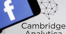 Percheziţii la sediul Cambridge Analytica