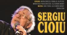 Sergiu Cioiu donează banii de pe concert unui proiect cultural