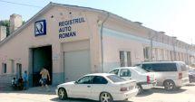 Program modificat la Registrul Auto Român