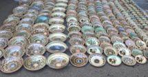 Oale de lut cu smalț din plumb, periculos, au invadat piața românească