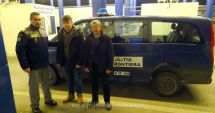 Prinşi când încercau să intre ilegal în România, cu acte false