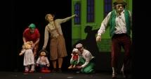 Constănţeni, Teatrul de copii îşi schimbă programul