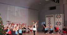 Poveste de iarnă la Palatul Copiilor Constanţa