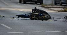 Accident GRAV pe autostrada Bucureşti-Constanţa. Motociclistul implicat A MURIT în Spitalul Judeţean Constanţa