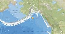 Alertă de tsunami după un cutremur de 8,2 în Alaska