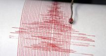 Cutremur, duminică seara, în România