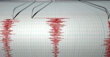 Cutremur, luni după-amiază, în România