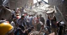 Mexic, din nou lovit de un CUTREMUR violent