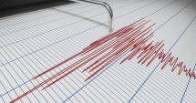 Cutremur de 3,6 grade pe Richter, în judeţul Vrancea
