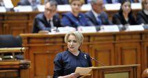 Viorica Dăncilă nu vrea restructurarea Guvernului: Sper să îi conving pe colegii din CEx al PSD să susţină remanierea