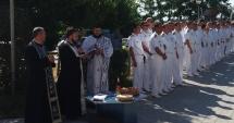 PMP Constan�a a depus coroane de flori la Monumentul Eroilor