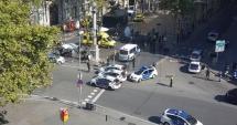 BARCELONA SUB TEROARE! Autoritățile confirmă că este un ATENTAT TERORIST: patru morţi și peste 20 de răniţi