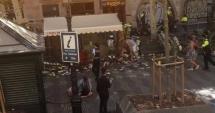 ATAC TERORIST ÎN BARCELONA! CREŞTE BILANŢUL MORŢILOR