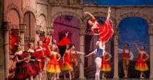 """Spectacol de balet. """"Don Quijote"""" revine la Teatrul """"Oleg Danovski"""""""