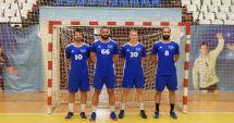 VIDEO / HC Dobrogea Sud s-a reunit ieri cu gândul la cupa EHF
