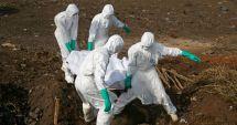 Circa 200 de cazuri de Ebola, confirmate în Congo