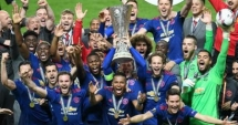 Manchester United a câştigat trofeul Europa League