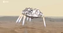 Italia acuză o companie românească de eșecul misiunii spre Marte