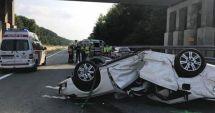 ACCIDENT TRAGIC pentru o familie de români în Austria. Un bărbat A MURIT, soţia şi fetiţa, în comă