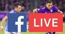 Facebook va transmite în direct meciuri din Serie A şi din La Liga