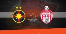 FCSB - SEPSI 2-0. Schimbările au decis victoria vicecampioanei