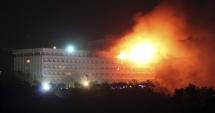 Un atac la Hotelul Intercontinental din Kabul s-a soldat cu 8 morți