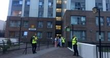 Cinci blocuri turn din Londra, evacuate. Risc sporit de incendiu