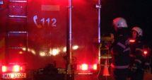 Incendiu la o clinică de pe bulevardul Mamaia