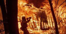 Incendiul din California: Numărul dispăruților a ajuns la 1.276