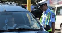 Şofer prins conducând cu viteză, de patru ori într-o zi. Ce spun poliţiştii