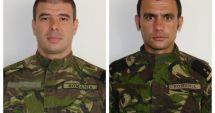 Ceremonie de comemorare pentru scafandrii militari căzuţi la datorie în Afganistan, în anul 2013