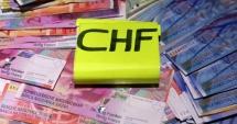 Francul a pierdut 1,22 bani