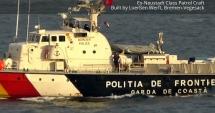 Polițiștii de frontieră români au salvat 60 de migranți din Sudan, Siria, Somalia și Irak din apele Mării Egee
